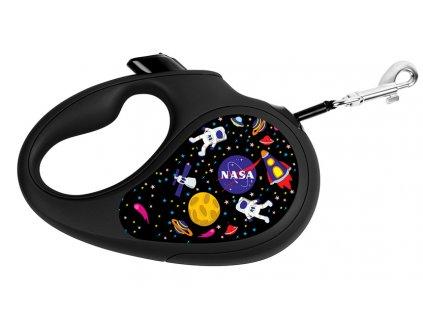 Samonavíjecí vodítko pro psa NASA (Velikost L)