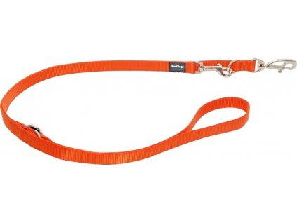 Přepínací vodítko Red Dingo oranžové