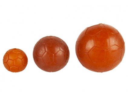 míč pro psa z prirodní gumy