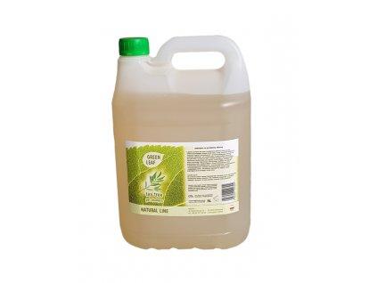 Bio šampon s Tea tree olejem Green Leaf 5 litrů