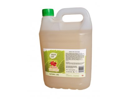 Bio šampon superčistíci Green Leaf 5 litrů