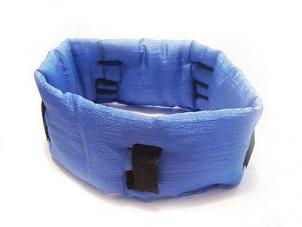 Obojek na ochranu srsti proti otlačení modrý