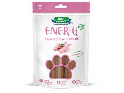 Pamlsky pro psy ENER-G králičí tyčinky