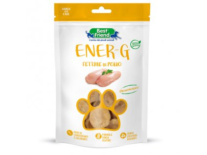 Pamlsky pro psy ENER-G kuřecí plátky