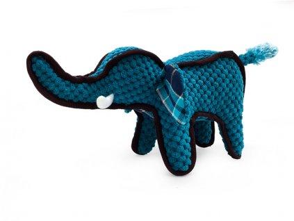 Plyšová hračka pro psa WILD slon