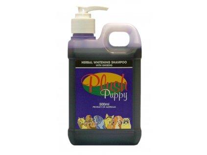 369 bylinkových bělící sampon herbal whitening shampoo 500ml