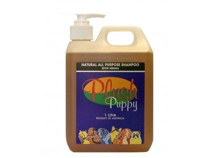 sampon natural all purpose shampoo 1l