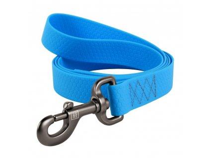 Vodě odolné vodítko WAU DOG modré