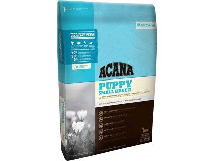 Acana dog puppy small breed 1800