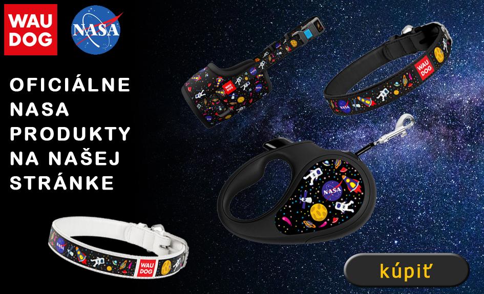 NASA produkty pre psov