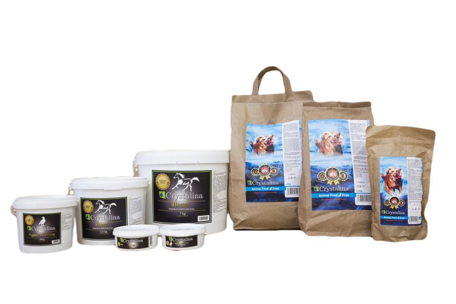 Doplnková výživa pre psy