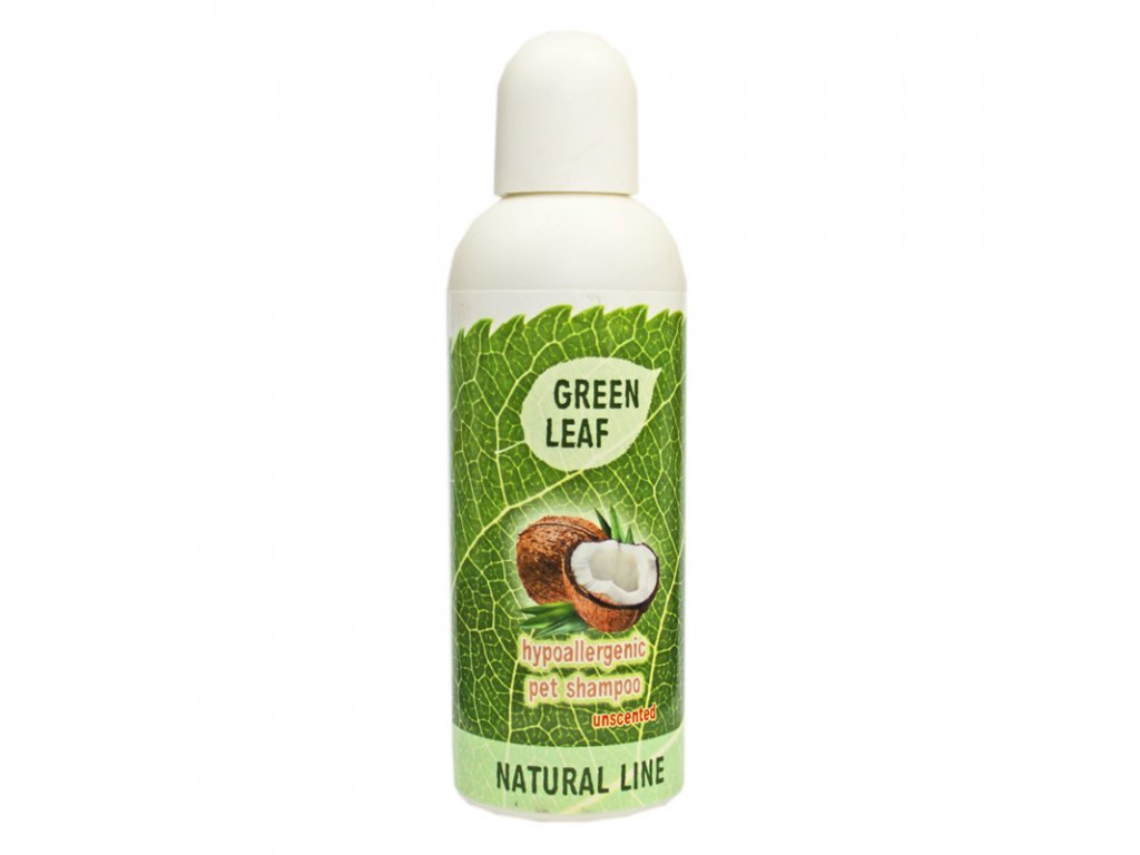 BIO hypoalergenny sampon pre psaGreen Leaf bez vône