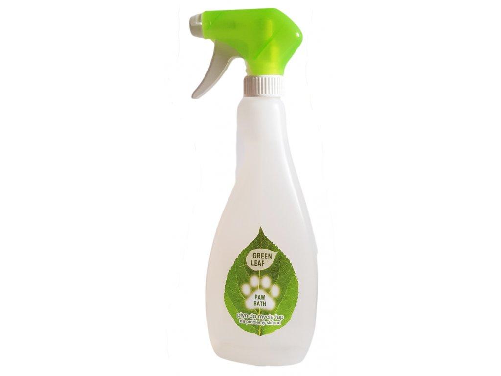 Bio regeneračný čistič na labky Green Leaf 500ml