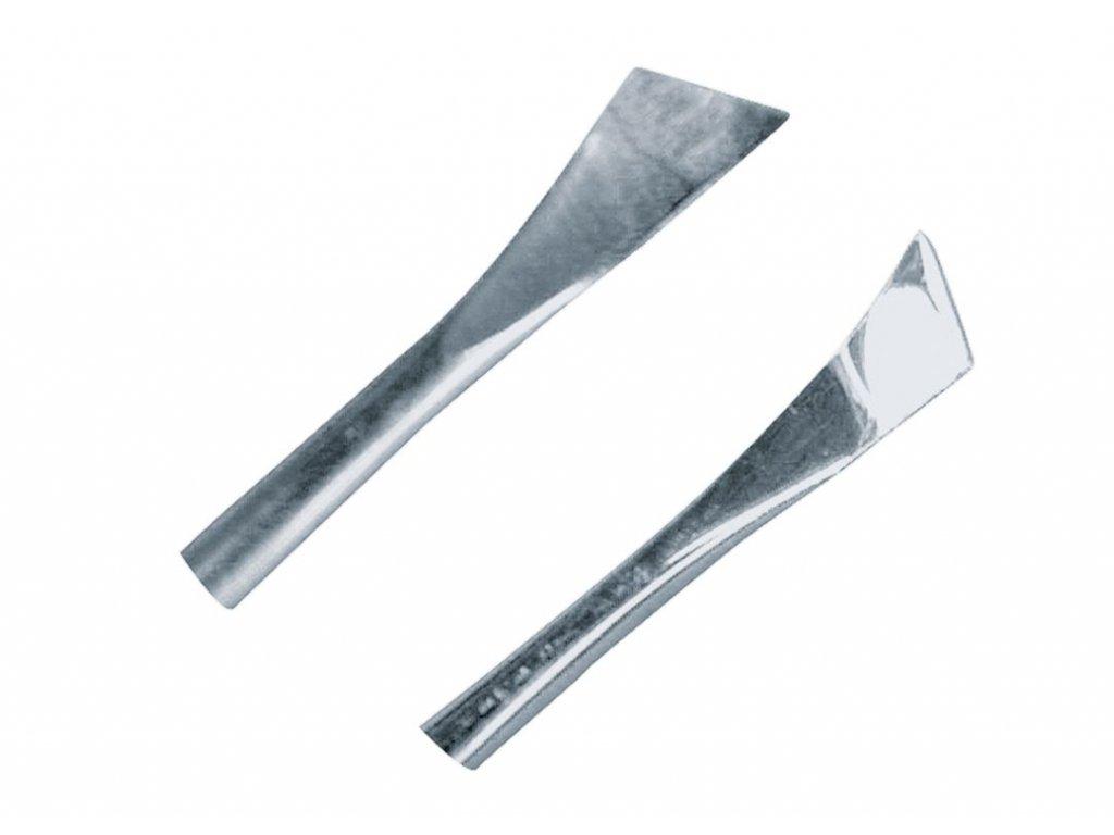 obojstranná škrabka na odstránenie zubného kameňa