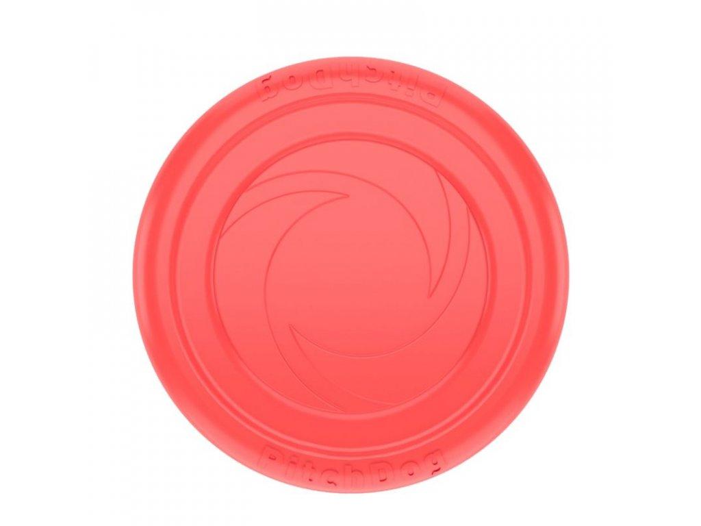 lietajúci disk pitch dog ruzovy