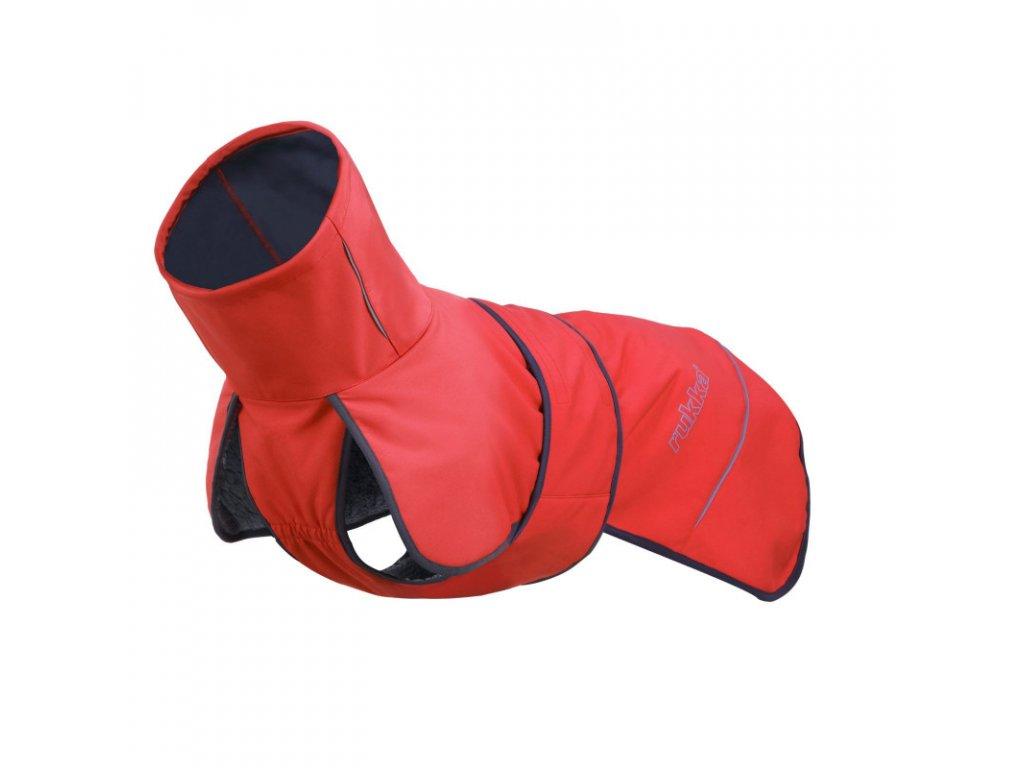 teplé zimné oblečenie rukka windy červené