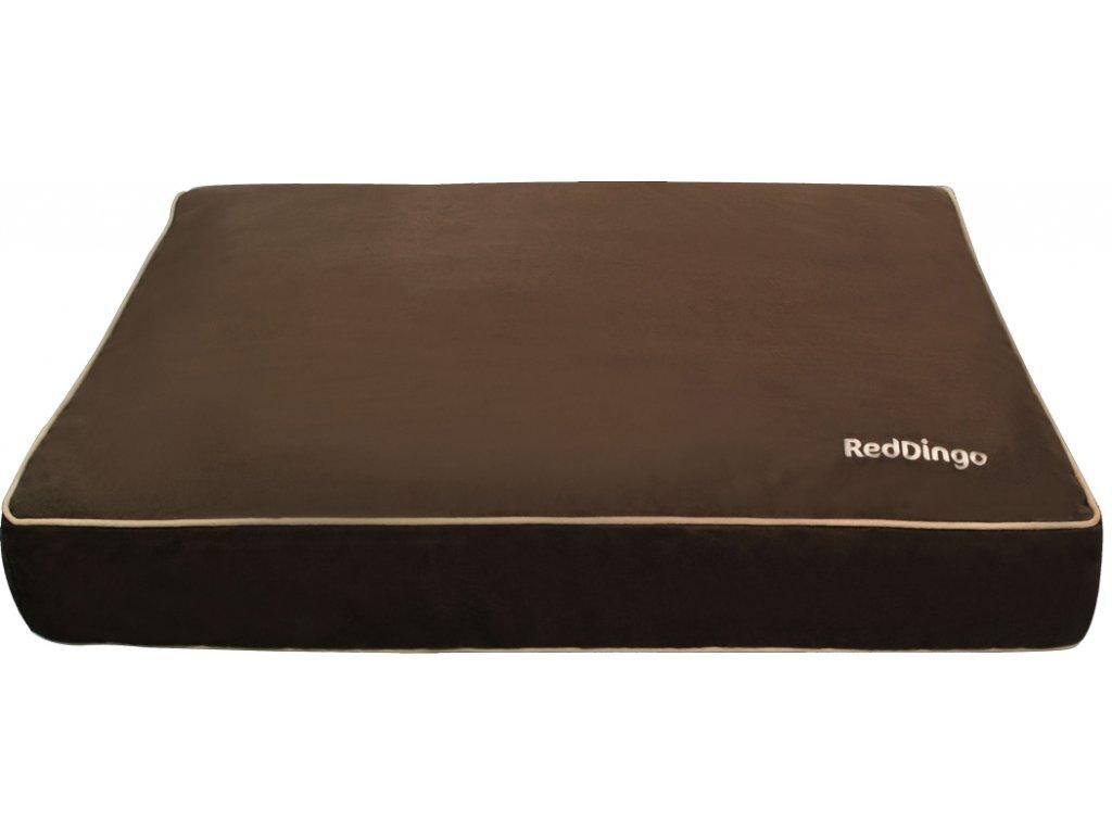 Kvalitný matrac pre psa Red Dingo hnedý
