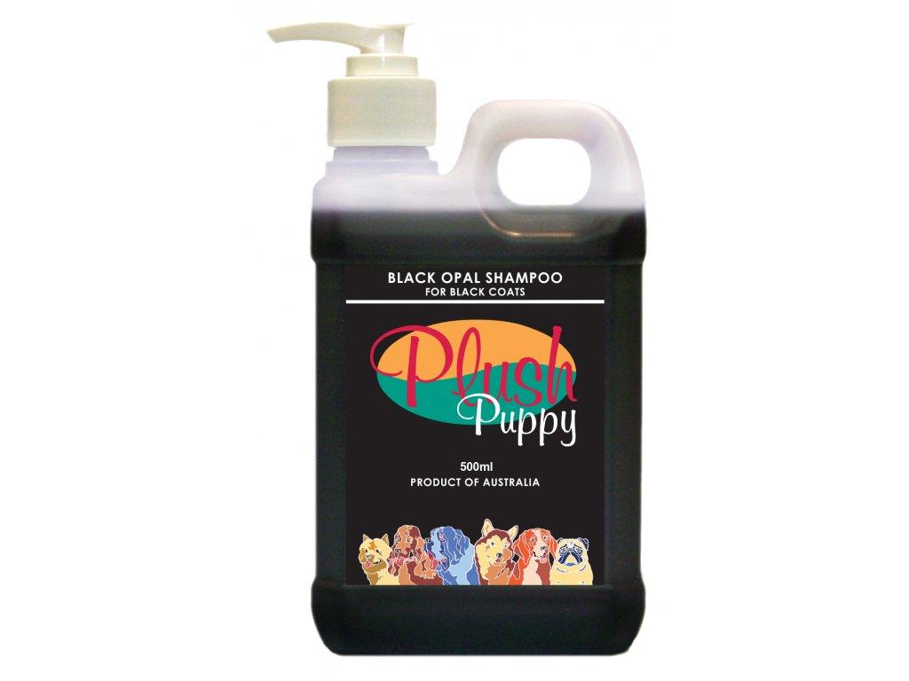 Šampón na čiernu srsť Black opal Shampoo 500ml