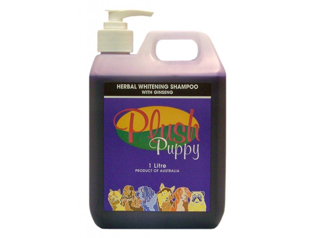 Bylinkový bieliaci šampón Herbal Whitening Shampoo 1L