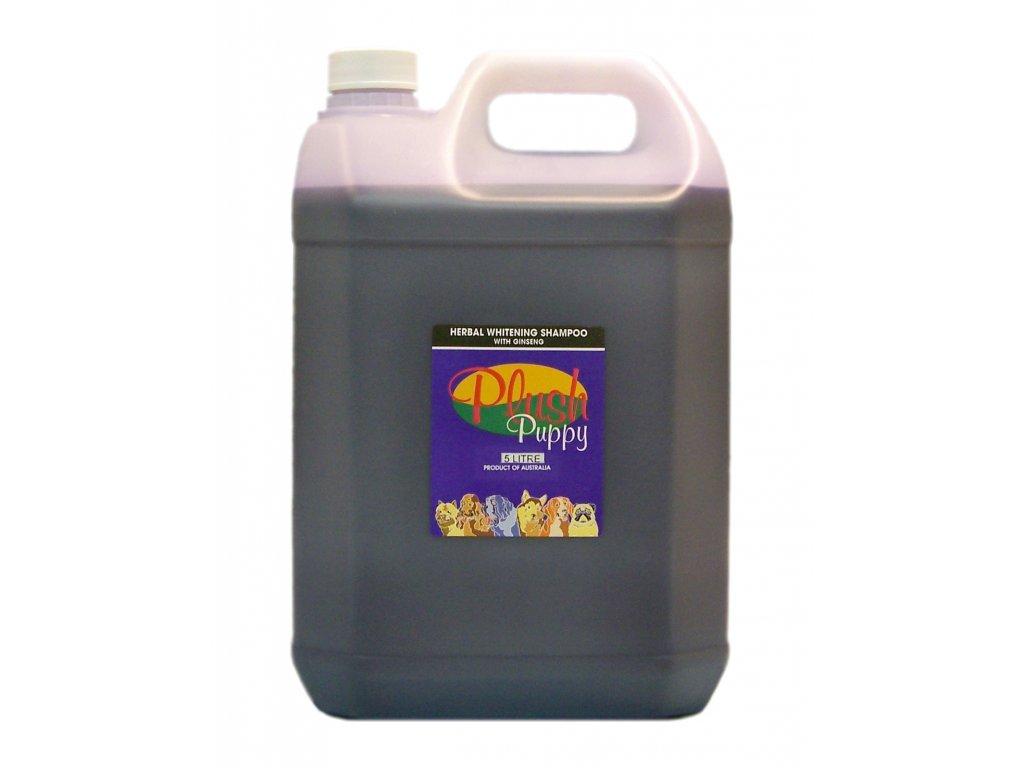 Bylinkový bieliaci šampón Herbal Whitening Shampoo 5l
