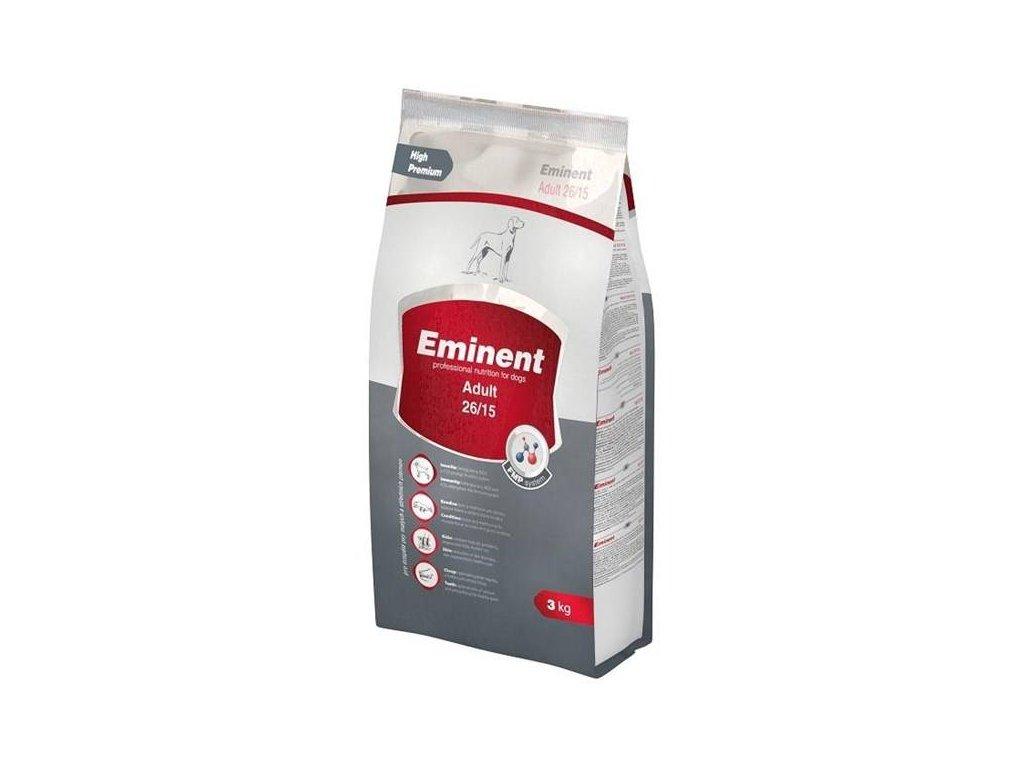 Prémiové krmivo Eminent Adult 3kg
