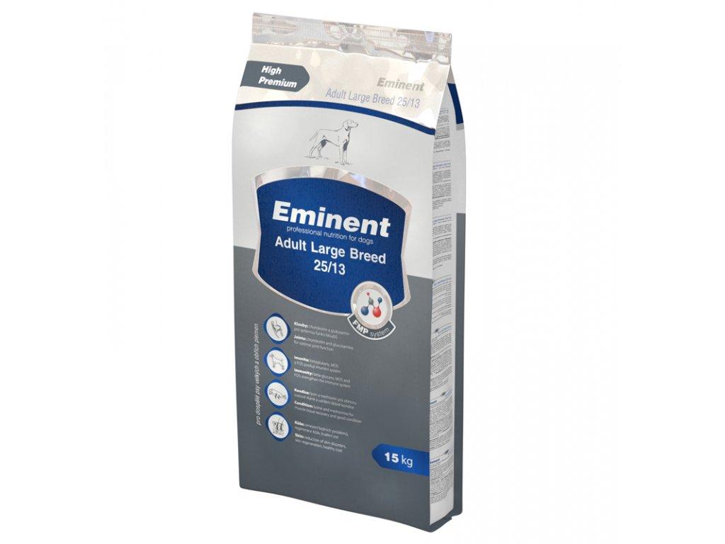 krmivo pre veľke psy Eminent Adult LB 15 kg