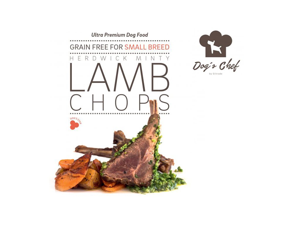 LAMB CHOPS Small breed