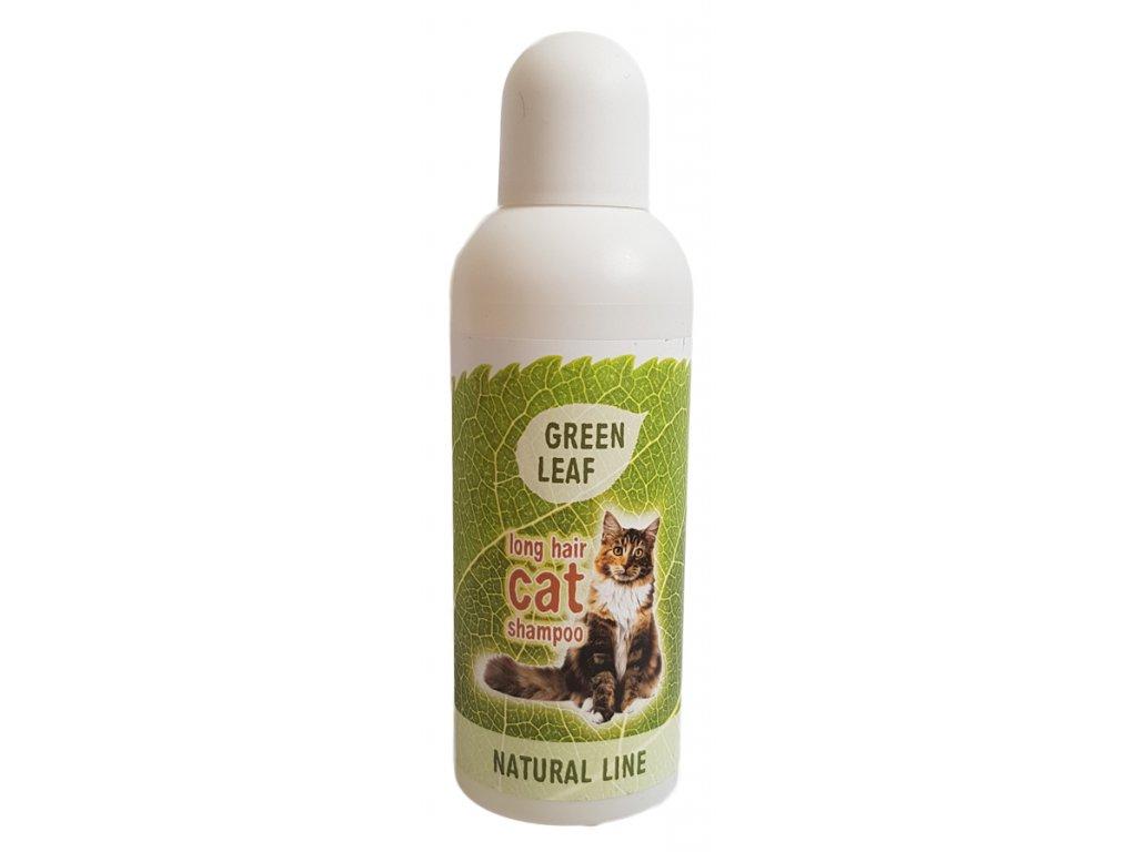 BIO Šampón pre dlhosrsté mačky