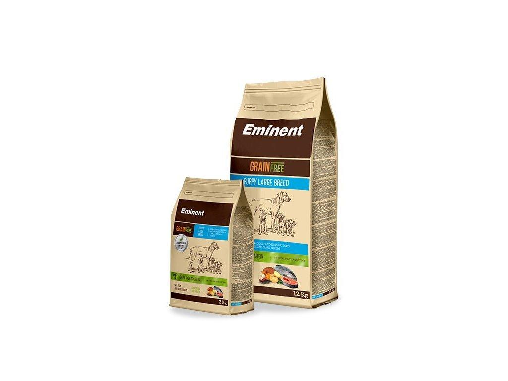 eminent grain free puppy large
