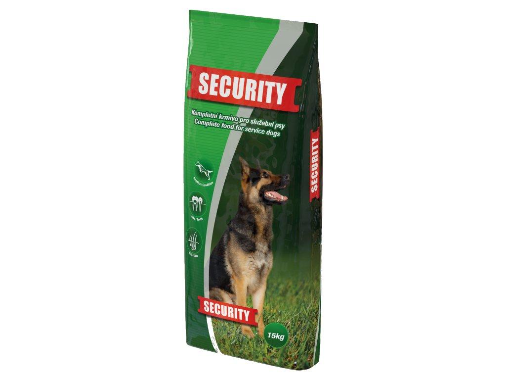 eminet security 15kg granule pre služobné a pracovné psy