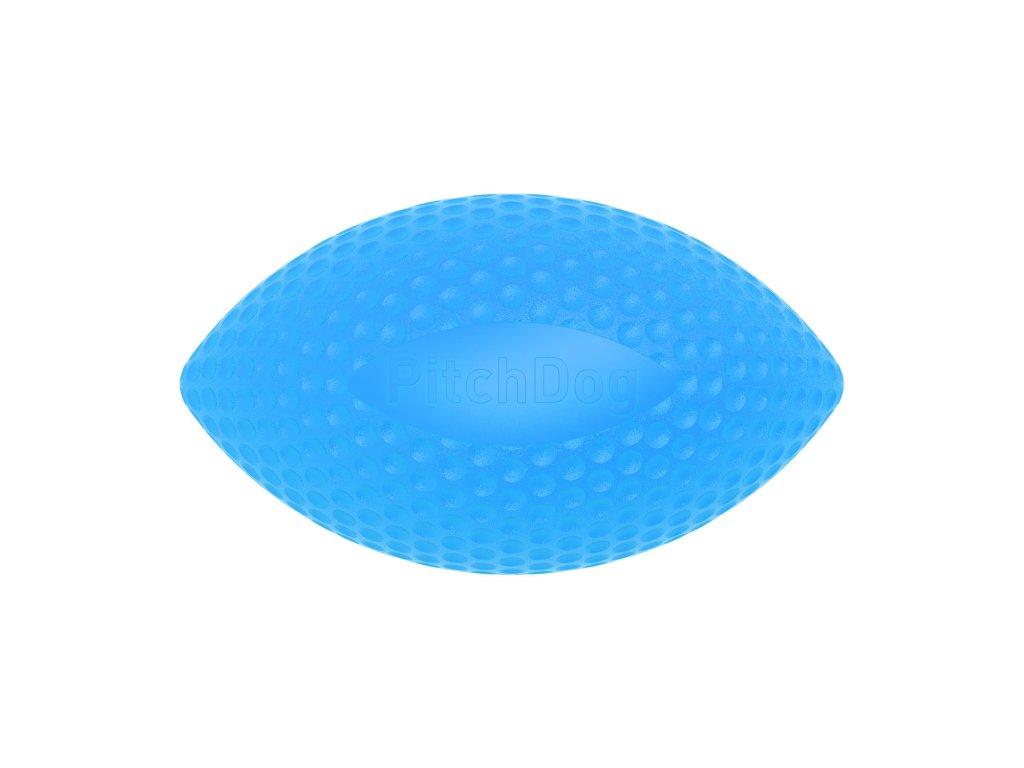 Lopta pre psov Pitch ball modrá