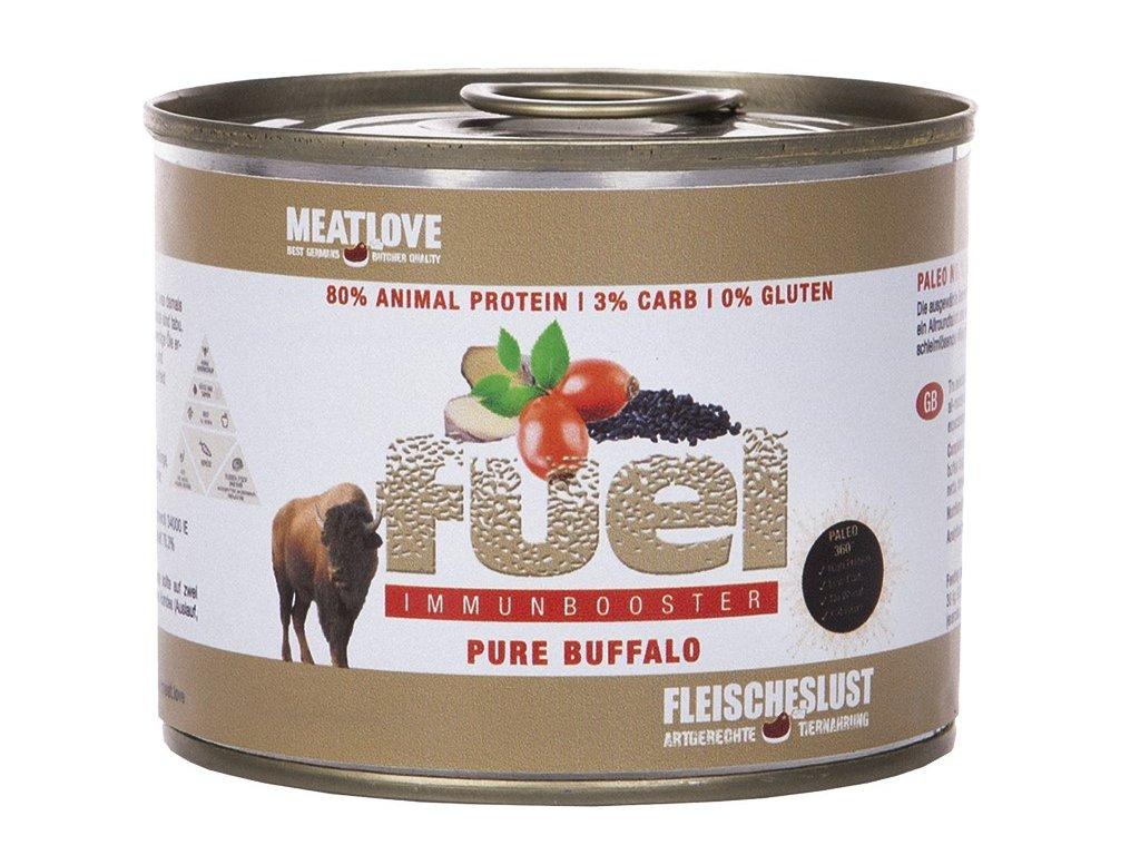 Fuel Paleo diéta na posilnení imunity- byvolie mäso 200g