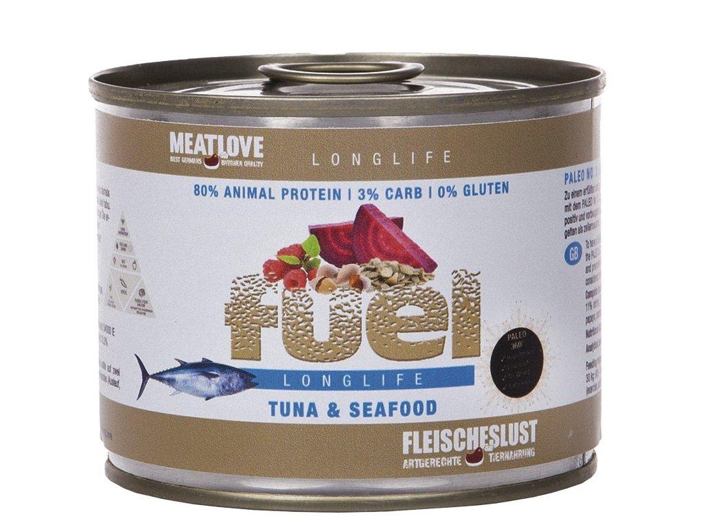 Fuel Paleo diéta Longlife - hydina a ryby 200g