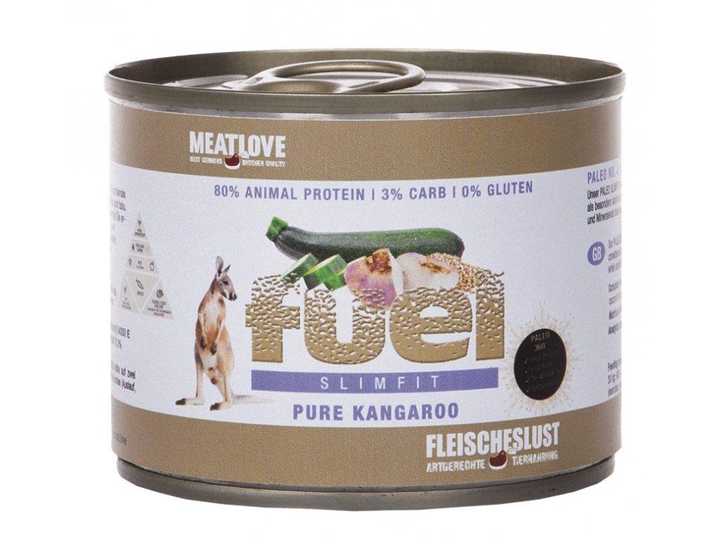 Fuel Paleo diéta Slimfit - klokanie mäso 200g