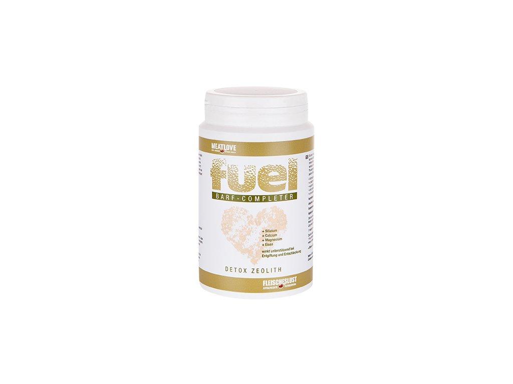 Doplnkový prášok Fuel detox zeolit 250g