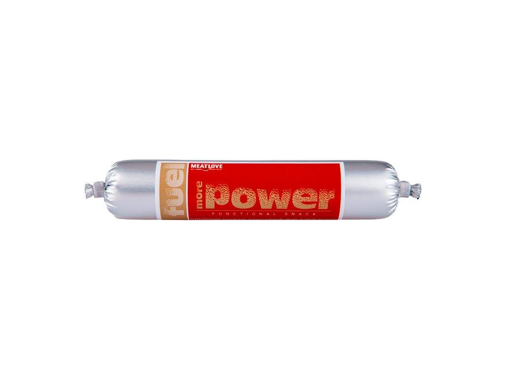 Saláma pre psv FUEL MORE POWER - na zvýšenie energie 80g