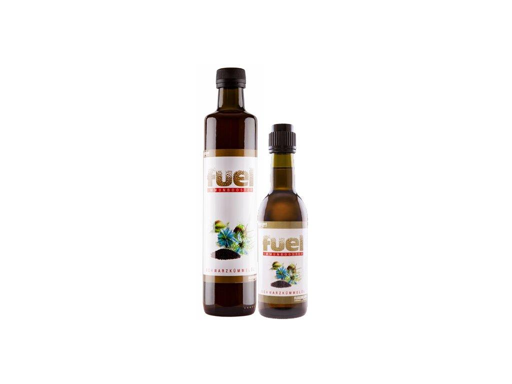 Čierny rascový olej 250ml