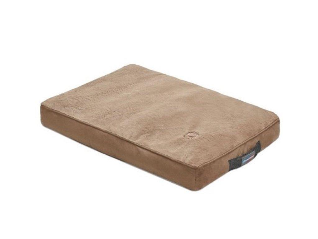 Obojstranný matrac pre psa Thermoswitch Milos hnedý