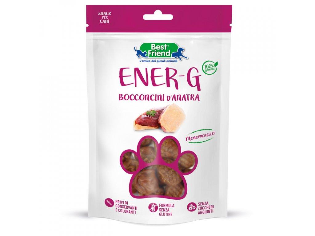 Pamlsky pre psy ENER-G kačacie kúsky