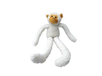 piskajuca hracka pre psa plysova opica