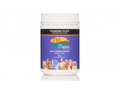 PowderPuff Regular suchy sampon plush puppy
