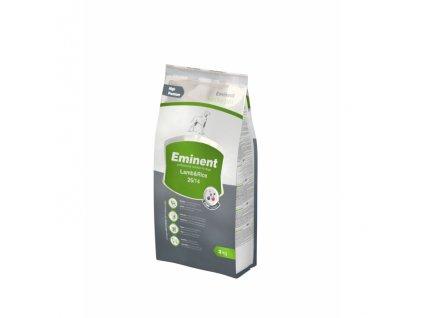 eminent lamb and rice 3kg granule pre psa