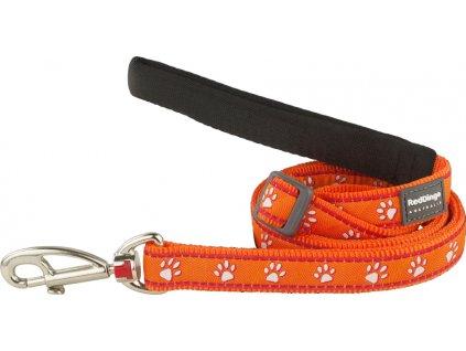 red dingo voditko oranzove s labkami
