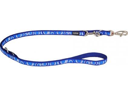 Prepínacie vodítko Red Dingo CIRCADELIC modré