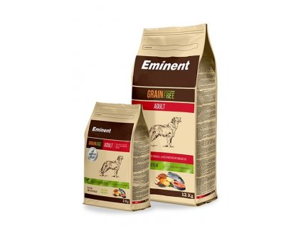eminent grain free adult
