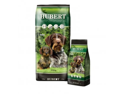 hubert eminent krmivo pro lovecké psy