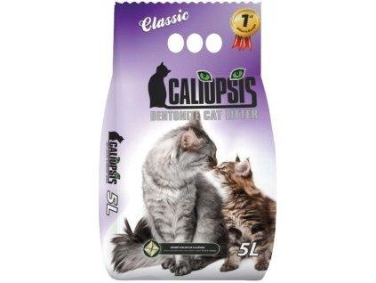 Podstieľka pre mačky Caliopsis Classic 5l