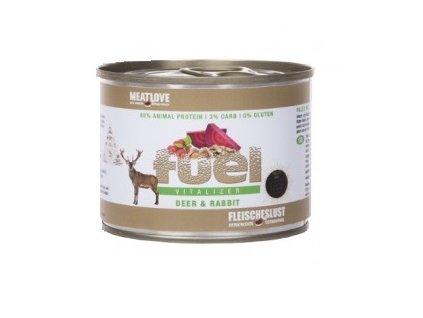 Fuel Paleo diéta Vitalizer - jelenie mäso 200g
