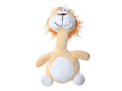 pískacia hračka lev