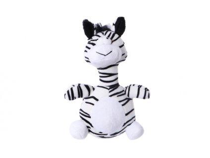 pískacia hračka zebra